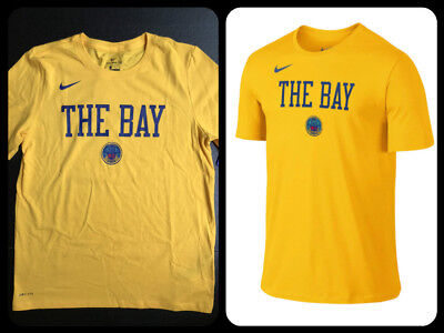 73f5a6ef9 Nike Golden State Warriors Youth Sz L Chinese Heritage The Bay City Edition  Tee