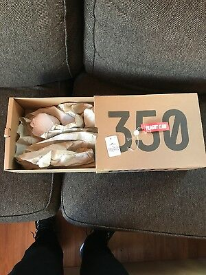 Size 13 Yeezy Boost 350 V2 Butter AUTHENTIC EMPTY BOX (BOX ONLY)