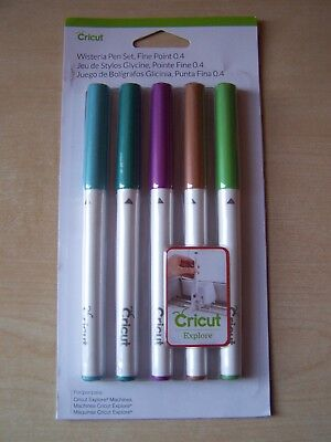 Cricut  - Pen Set - Wisteria -  Fine Point 0.4