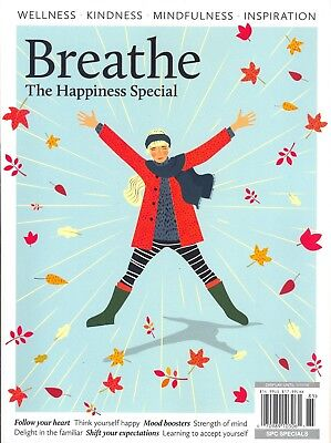 BREATHE The Happiness Special (2018) Wellness Kindness Mindfulness Inspiration