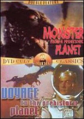 Monster from a Prehistoric Planet/Voyage to the Prehistoric Planet (DVD, 2005)
