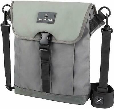 Victorinox Luggage Altmont 3.0 Flapover Digital Bag, Gray, One Size NWT