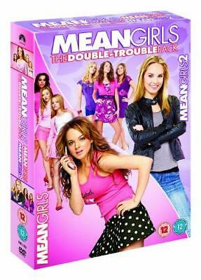 Mean Girls 1 & 2 double pack [DVD], Very Good DVD, ,
