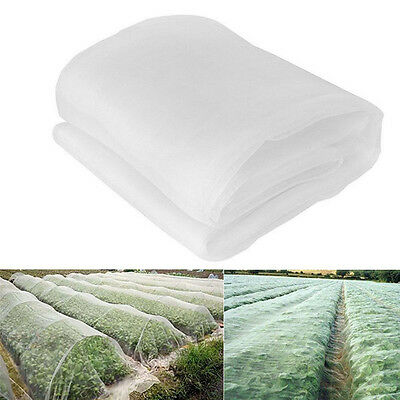2.4x6M Yard Fence Plant Fruit Vegetable Crop Protector Fine Mesh Insect Netting