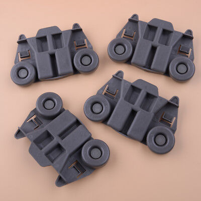 4pcs Dishwasher Rack Rollers For Whirlpool W10195417 P4538395 PS2579553