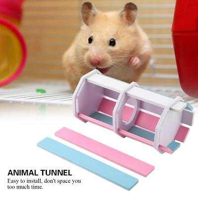 Play Channel Toy Small Animal Guinea Pig Tunnel Activity Cage for Hamster Decor