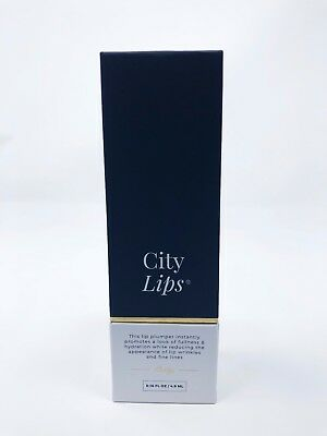 City Cosmetics City Lips Advanced Formula Lip Plumping Treatment - Pink Nude