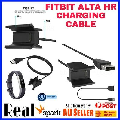USB Charger Cable Charging For FitBit Flex Charge2 Alta HR Blaze