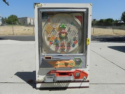 Heiwa Pachinko Machine Japanese Pinball Parts or Repair