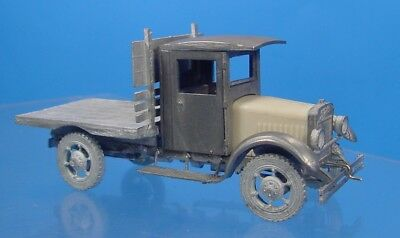 O//On3//On30 1//48 WISEMAN MODEL SERVICES OTB-04 EARLY DUMP TRUCK BED ONLY KIT