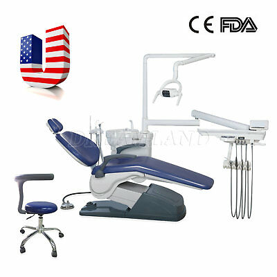 TJ2688 A1 Dental Unit Chair Computer Controlled Auto thermostic Water System
