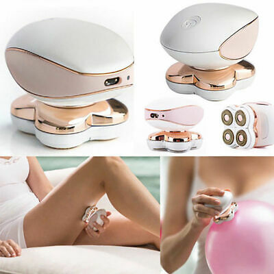 Women Wet Dry Flawless Legs Hair Cutter Painless Remover Electric Epilator Healt