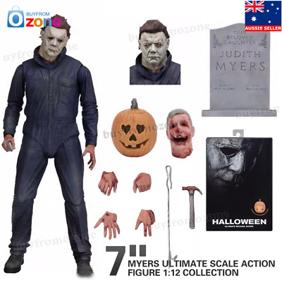 """NECA Halloween Michael Myers Ultimate Scale Action Figure 1:12 Collection 7"""""""
