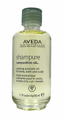 AVEDA Shampure Composition Oil 1.7 oz Free Priority Shipping!!!