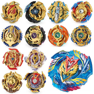 Gold Series Burst Beyblade Spinning Top Fight Toy-Beyblade Only Without Launcher