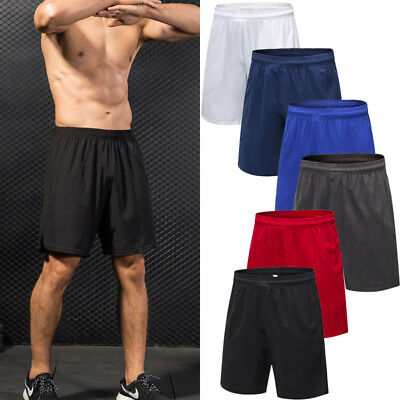 New Summer Mens Casual Shorts Pants Baggy Gym Sports Jogger Sweat Beach Trousers