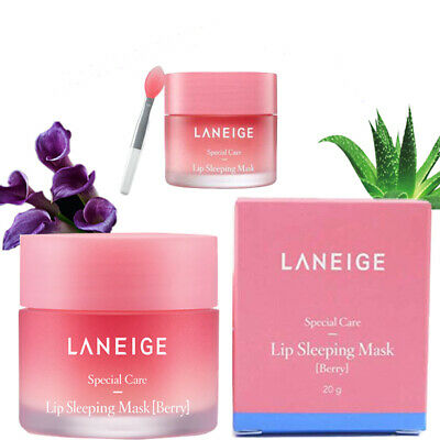 Laneige, Lip Sleeping ,Mask,Berry 20 g,Lippenpflege,limited Edition
