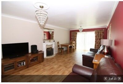 Property, LARGE 4bedroomed house, 2 reception rooms, garage,family home.