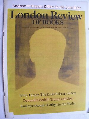 LONDON REVIEW OF BOOKS Oct 2015 Mass Shootings Donald Trump Corbyn Vivian Maier