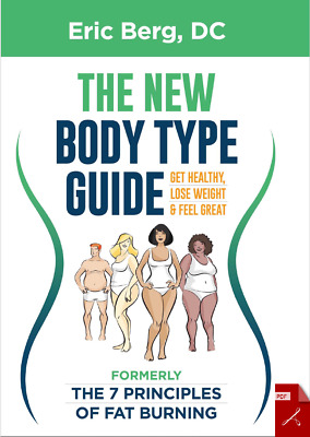 The New Body Type Guide The 7 Principles of Fat Burning Clear (PDF) EB00K
