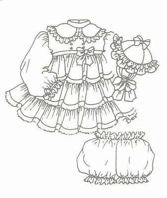 modern 1970 now clothing patterns patterns doll making repair 1999 Baby Dolls sewing pattern baby re born 2 diffrent sizes 15 16 18 19