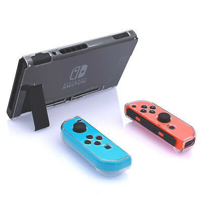 For Nintendo Switch Shockproof Protective Spilt Case Cover+Screen Protector UK