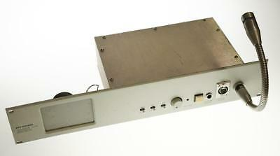 RTS RMS300 TW Intercom Station with Speaker, Gooseneck Mic, More RTS available!