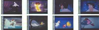 DISNEY THE LITTLE MERMAID 20 Film Cell Lot  Poster Book Movie DVD  FREE SHIPPING
