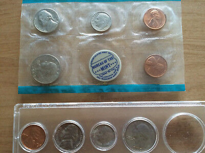 2 Vintage US Coin Sets
