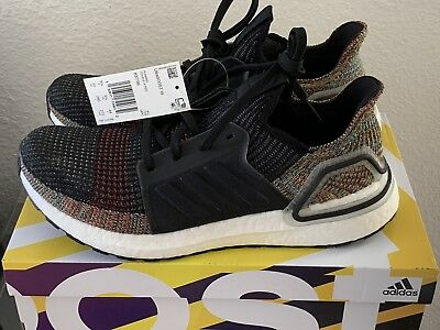 b538a65609c0e New Adidas UltraBoost Ultra Boost 19 Sneakers B37706 Multi-Color Men s Size  10