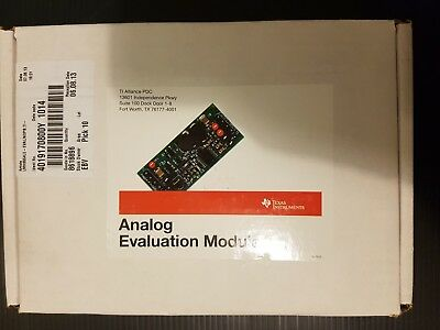 TI LMH6554LE-EVAL/NOPB Evaluation board for the LMH6554