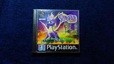 Spyro The Dragon - PS1 - VGC