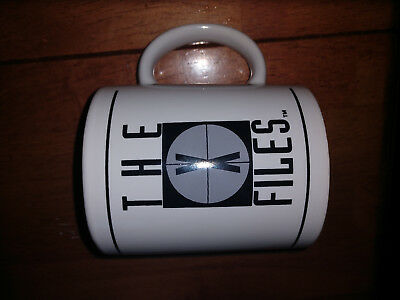 Officially Licensed Merchandise The X-Files Coffee Mug