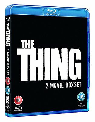 The Thing (1982) / The Thing (2011) (Blu-ray) *BRAND NEW*
