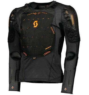 Pettorina Moto Cross Enduro Scott Mx Soft Con D3O Jacket Protector Body Armour M