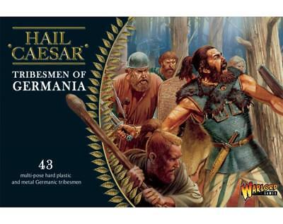 Warlord Germanic 28mm Tribesmen of Germania Box MINT