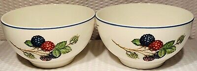 (1) ~ VILLEROY & BOCH COTTAGE 20 oz. ALL PURPOSE / RICE BOWL - EC