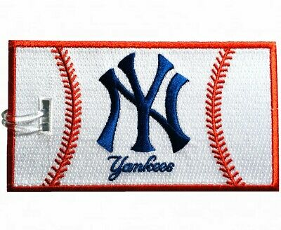 Sports Teams Embroidered Luggage Tags (NEVER BREAK!)