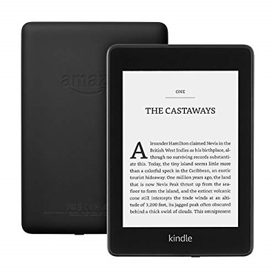 All-new Kindle Paperwhite - Now waterproof and twice the storage - without