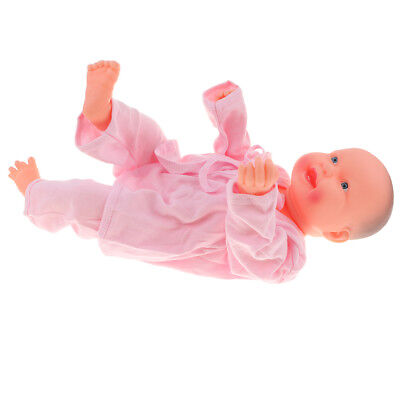 "20"" Vinyl Baby Girl Doll Anatomically Correct Lifelike Weighted Infant Dolls"