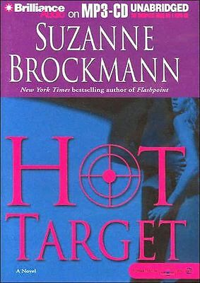 Suzanne BROCKMANN / [Troubleshooters: Bk  8] HOT TARGET      [ Audiobook ]