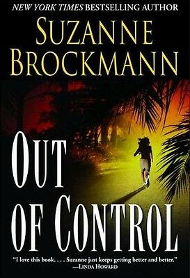 Suzanne BROCKMANN / [Troubleshooters: Bk  4] OUT of CONTROL   [ Audiobook ]