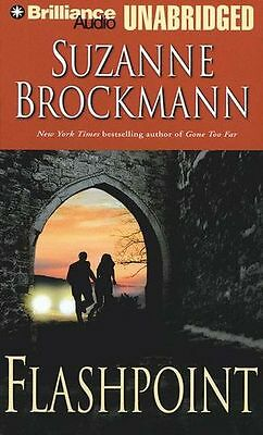 Suzanne BROCKMANN / [Troubleshooters: Bk  7] FLASHPOINT      [ Audiobook ]