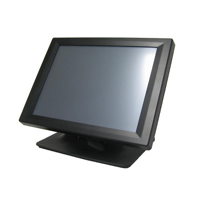 "PMK 15"" Touch Screen POS LCD Monitor Retail Bar Cafe Restaurant Touchscreen"