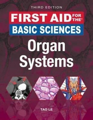 (PDF Download) First Aid for the Basic Sciences: Organ Systems 3e
