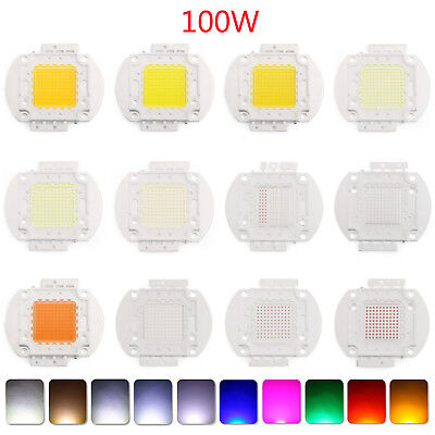 50W LED Bright Integrado Chip Alto Voltaje Lámpara Diodo Floodlight Emitting 22+