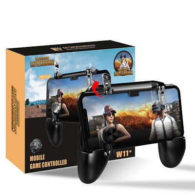 New PUBG W11+ Mobile Gamepad Controller Console Joystick for iPhone Android