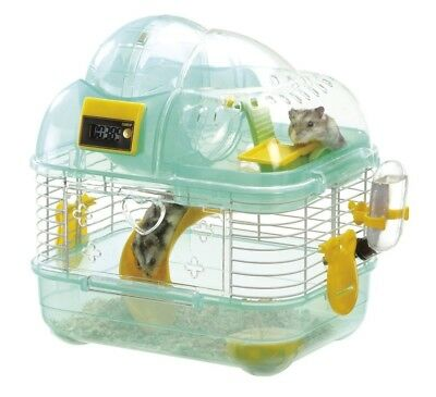 Marukan hamster cage Slide Climb Play Round 2nd floor counter S  With Tracking