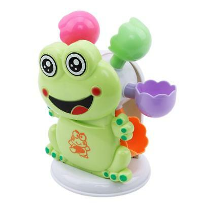 Baby Kid Cute Frog Shaped Bath Water Toy Bathtub Soap Shower Bath Toy BL