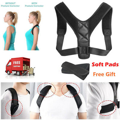 BodyWellness Posture Corrector (Adjustable to All Body Sizes)For Adult / Kids GB